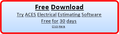 Electrical Estimating Software Free Trial